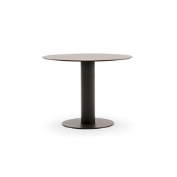 Big fixed table | Bistro tables | Varaschin