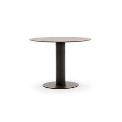 Big fixed table | Bistrotische | Varaschin