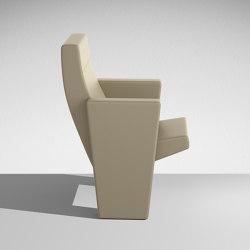 C900 con schienale alto | Auditorium seating | Lamm