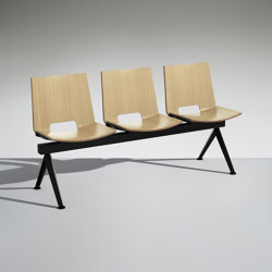 HL3 asiento  sobre barra | Bancos | Lamm