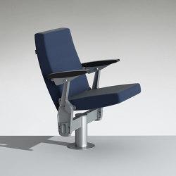 Futura | Auditorium seating | Lamm