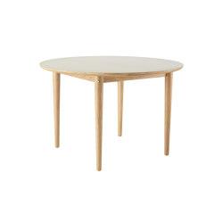 Bjørk | C62E Dining Table by Unit10 | Dining tables | FDB Møbler