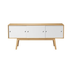 Butler   A85 Sideboard by Foersom & Hiort-Lorenzen   Sideboards   FDB Møbler