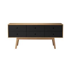 Butler | A86 Dresser by Foersom & Hiort-Lorenzen | Credenze | FDB Møbler