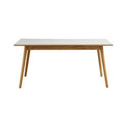 C35B Dining Table by Poul M. Volther   Dining tables   FDB Møbler