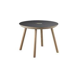 Gesja | D105 | Side tables | FDB Møbler