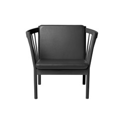 J146 Lounge Chair by Erik Ole Jørgensen   Sillones   FDB Møbler