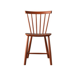 J46 Chair by Poul M. Volther   Chairs   FDB Møbler