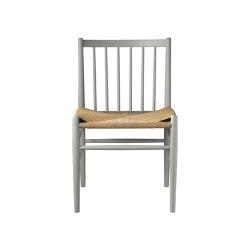 J80 Chair by Jørgen Bækmark | Sillas | FDB Møbler