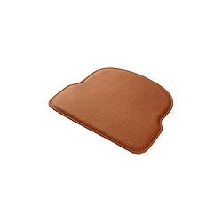 Nøje | R5 Leather Cushion | Seat cushions | FDB Møbler