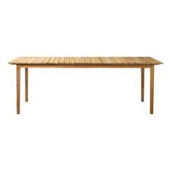 Sammen | M2 | Dining tables | FDB Møbler