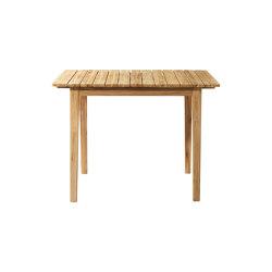 Sammen | M3 | Dining tables | FDB Møbler