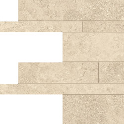 Landscape Listelli Sfalsati Sabbia | Carrelage céramique | EMILGROUP