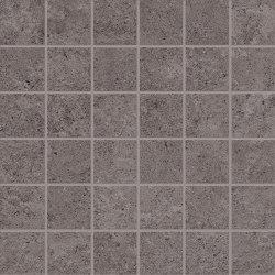 Landscape Mosaico 5x5 Antracite | Ceramic mosaics | EMILGROUP