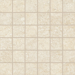 Landscape  Mosaico 5x5 Avorio   Ceramic mosaics   EMILGROUP