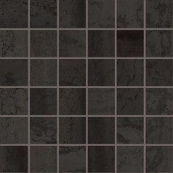Metallica Mosaico 5x5 Dark | Mosaicos de cerámica | EMILGROUP