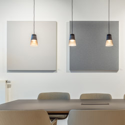 AluFrame Picture | Sound absorbing objects | objectiv