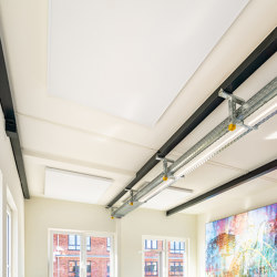 AluFrame Smart | Ceiling | Ceiling panels | objectiv