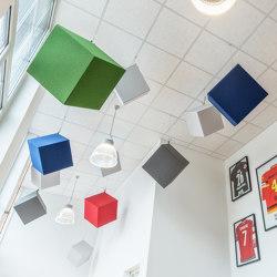 Cube | Objetos fonoabsorbentes | objectiv