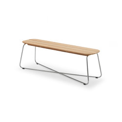 Lilium Bench | Benches | Skagerak