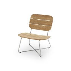 Lilium Lounge Chair | Armchairs | Skagerak