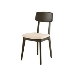 Marcella | Chair Black Stained Ash Marcella | Chairs | Ligne Roset