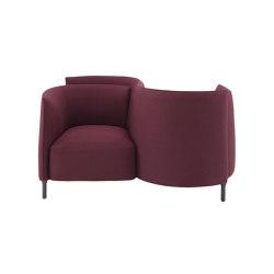 Hemicycle | Conversation Seat Complete Item | Armchairs | Ligne Roset