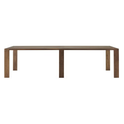 Eaton | Dining Table Length 270 - 320 Cm | Dining tables | Ligne Roset
