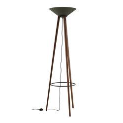 Melusine | Floor Standard Lamp Anthracite Shade | Free-standing lights | Ligne Roset