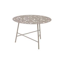 Ezou   Occasional Table Argile Lacquer Indoor / Outdoor   Coffee tables   Ligne Roset