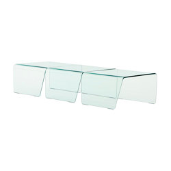 Rosis   Set Of 3 Occasional Tables   Coffee tables   Ligne Roset