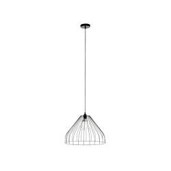Parachute | Shade Medium Black | Suspended lights | Ligne Roset