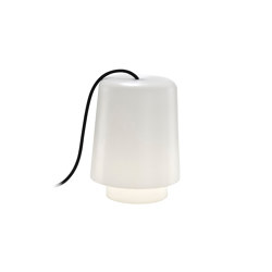 Ariane Out | Suspended / Portable Light / Table Lamp Indoor / Outdoor | Table lights | Ligne Roset