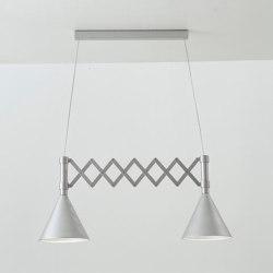 Extensible | Suspended Ceiling Light | Suspended lights | Ligne Roset