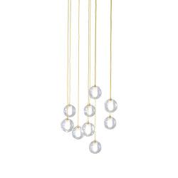 Calot | Suspended Ceiling Light 1 Cable | Suspended lights | Ligne Roset