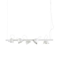 Trepied | Suspended Ceiling Light White | Suspended lights | Ligne Roset