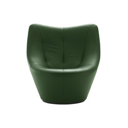 Anda | Swivelling Armchair High Back | Armchairs | Ligne Roset