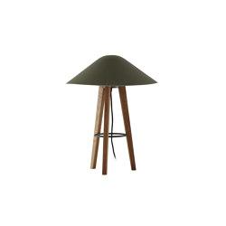 Melusine | Table Lamp Anthracite Shade | Table lights | Ligne Roset