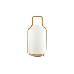 Somerset | Table Lamp Mini Copper | Table lights | Ligne Roset