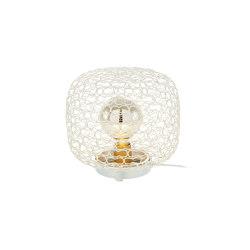 Jali | Table Lamp Silver Grille | Table lights | Ligne Roset