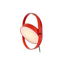 Headlight | Wall Light Red | Wall lights | Ligne Roset