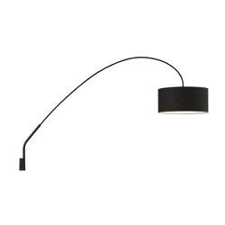 Night | Wall Light Small Black | Wall lights | Ligne Roset