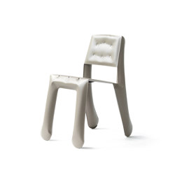 Chippensteel 0.5 Chair Beige Grey | Chairs | Zieta