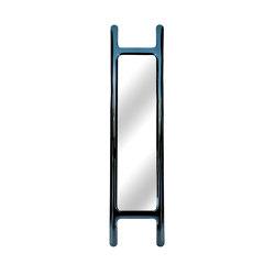 Drab Mirror Heat Cosmic Blue | Mirrors | Zieta