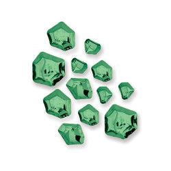 Kamyki Set Of 12 Gradient Emerald | Single hooks | Zieta