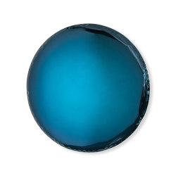 OKO Mirror Gradient Deep Space Blue by Zieta   Mirrors   Zieta