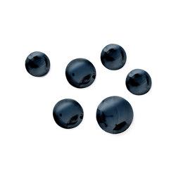 Pin Set Of 6 Heat Cosmic Blue | Single hooks | Zieta