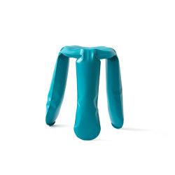 Plopp Stool Mini Water Blue | Stools | Zieta