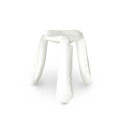 Plopp Stool Mini White | Stools | Zieta