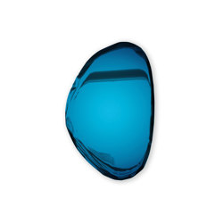 Tafla O2 Mirror Deep Space Blue | Mirrors | Zieta